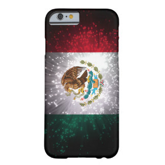 Mexican Flag Firework Barely There iPhone 6 Case