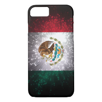 Mexican Flag Firework iPhone 7 Case