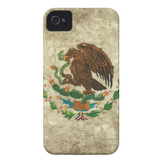 mexican flag iPhone 4 Case-Mate case