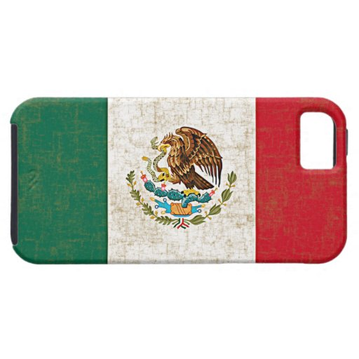 MEXICAN FLAG iPhone 5 Case-Mate Case iPhone 5 Case