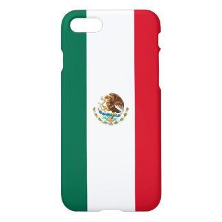 Mexican Flag iPhone 7 Case