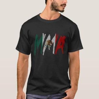 Mexican Flag MMA T-Shirt