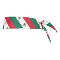 Mexican flag of Mexico custom sports headband