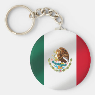 Mexican flag of Mexico Tees and gifts Key Chains