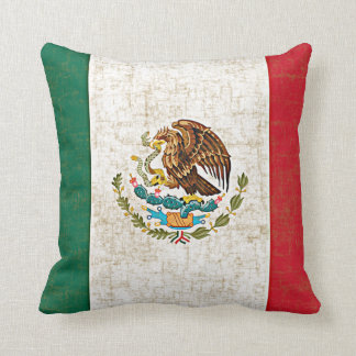 MEXICAN FLAG Pillow