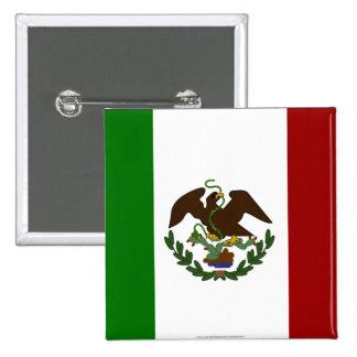 Mexican Flag Pins