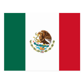 Mexican Flag Postcards