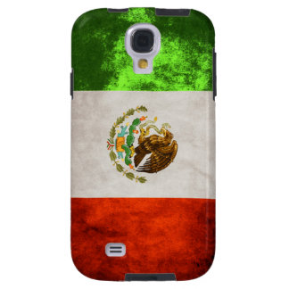 Mexican Flag Samsung Galaxy S4, Vibe Galaxy S4 Case