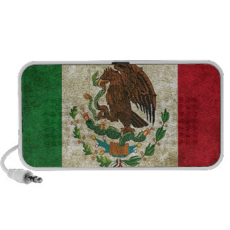 Mexican Flag iPhone Speaker