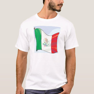 Mexican Flag T-Shirt