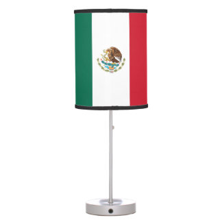 Mexican flag Table Lamp