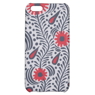 Mexican flowers iPhone 5C covers