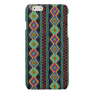 Mexican Folk Art - Embroidery - iPhone Case - 6/6s