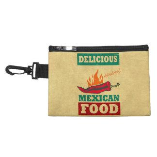 Mexican Food Accessory Bag