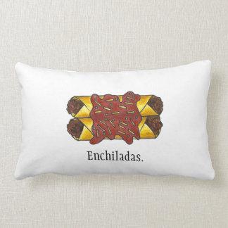 Mexican Food Cheese Enchilada Enchiladas Pillow