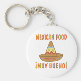 MEXICAN FOOD KEY CHAINS