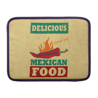 Mexican Food Sleeve For MacBook Air