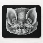 Mexican Funnel-eared Bat Mouse Pad