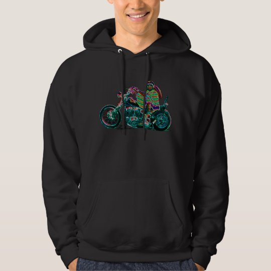 Mexican Gangster Bobber Hoodie