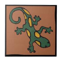 Mexican Gecko Tile