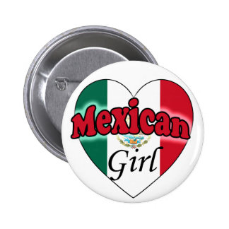 Mexican Girl Pins
