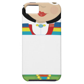 Mexican Girl Sign iPhone SE/5/5s Case