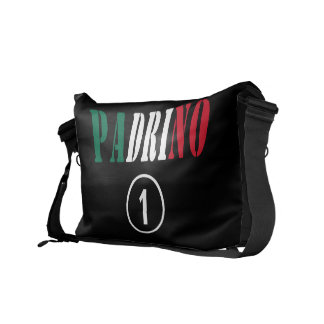 Mexican Godfathers : Padrino Numero Uno Courier Bag