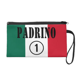 Mexican Godfathers : Padrino Numero Uno Wristlet