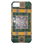 Mexican Green Talavera Style Tile work iPhone 5C Case