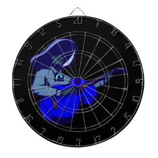 mexican guitar player blue blue.png dartboard with darts