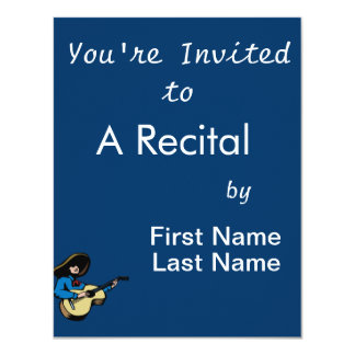 mexican guitar player blue.png invitations