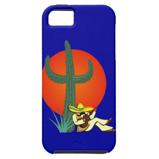 Mexican guitar player Mexican guitar more player iPhone SE/5/5s Case