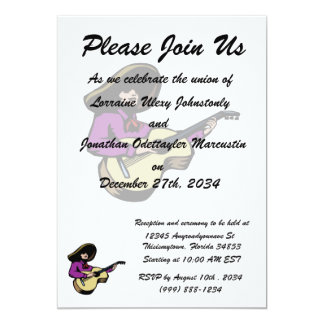 mexican guitar player purple.png invitation