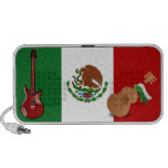Mexican Guitars iPhone Speakers