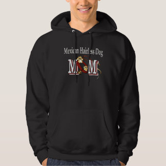mexican hairless mom gifts hoodie