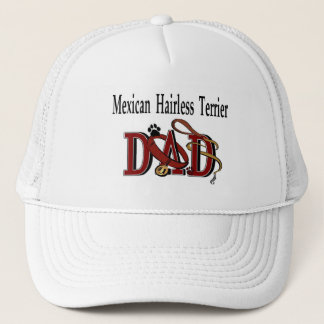 Mexican Hairless Terrier Dad Hat