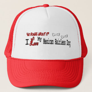 Mexican Hairless Terrier Gifts Trucker Hat