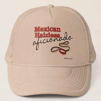 Mexican Hairless Trucker Hat