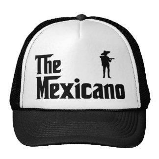 Mexican Mesh Hat