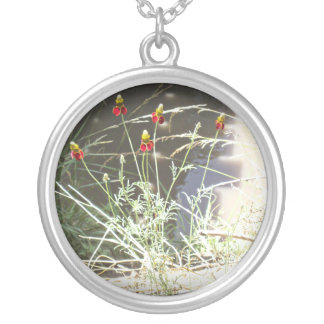 Mexican Hat Coneflower Flower in the Mountains Pendants