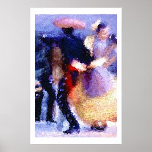 Mexican Hat Dancers Print
