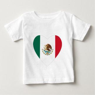 Mexican Heart Tshirts