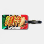 Mexican Heritage Luggage Tag
