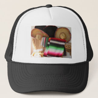 Mexican Heritage Trucker Hat