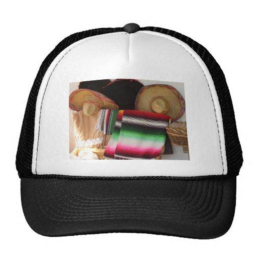 Mexican Heritage Trucker Hat