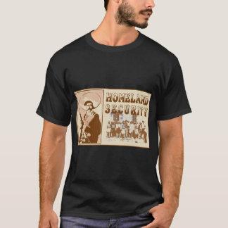 Mexican Homeland Secruity T-Shirt