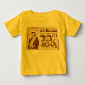 Mexican Homeland Security Baby T-Shirt