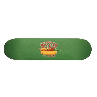 Mexican Hotdog Skateboard Deck