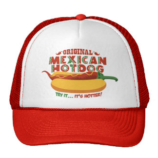 Mexican Hotdog Trucker Hat
