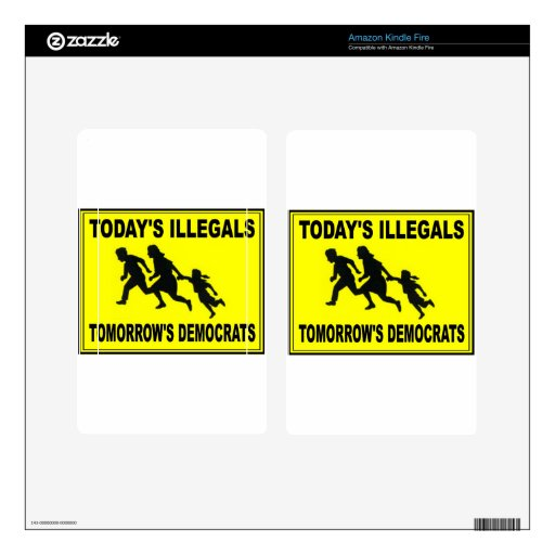 MEXICAN ILLEGALS.jpg Kindle Fire Skins